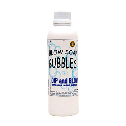 CERO Dip and Blow Soap Bubbles, Strong and Large Bubbles (200ml)