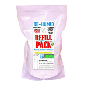 CERO DE-HUMID de Humidifier Moisture Humidity Dampness Absorber REFILL PACK (500 gm)