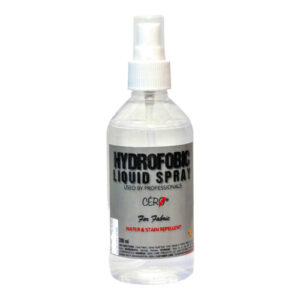 CERO Hydrophobic Liquid Spray for Fabric Protection | Water and Stain Repellent | Used by Professionals [200ml]