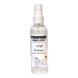 CERO HYDROPHOBIC LIQUID SPRAY for Footwear Protection | Water and Stain Repellent | Used by Professionals [100ml]