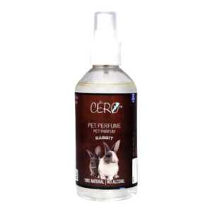 CERO 100% Natural and SAFE 'PET PERFUME' for RABBIT (200ml)