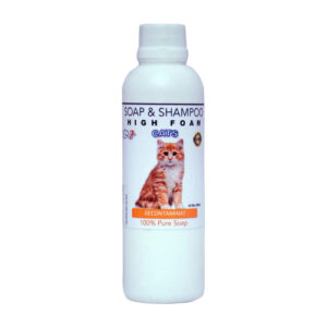CERO Antiseptic & Disinfectant Shampoo for CATS (200ml)