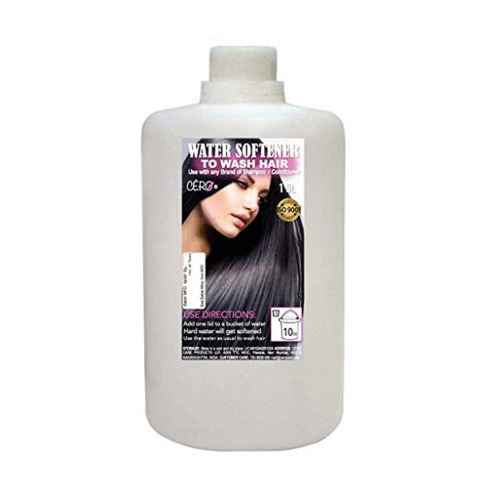 CERO WATER SOFTENER | To Wash Hair | Use with any Brand of Shampoo/Conditioner(1LTR)