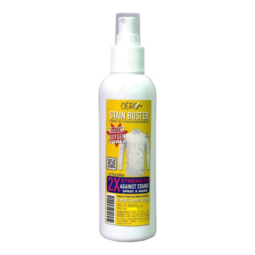 Cero Stain Buster For Clothes 2X Strength To Remove Fabric Stains Spray (200Ml)